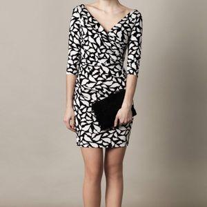 Diane Von Furstenberg Bentley SJ Silk Wrap Dress 2